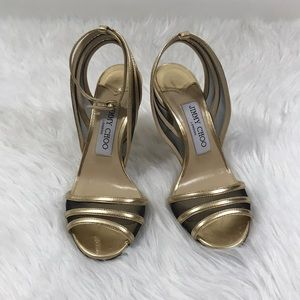 8c255f712dc Jimmy Choo Shoes - Jimmy Choo Betty Illusion Sandal